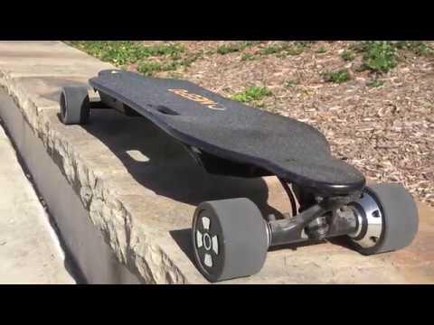 Meepo V2 electric skateboard 30 mile review 4K  YouTube