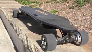 Meepo V2 electric skateboard 30 mile review (4K)