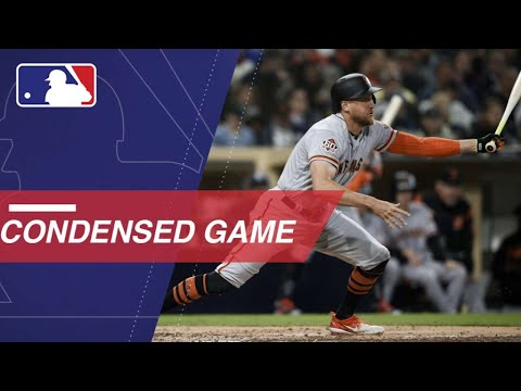 Condensed Game: SF@SD - 4/12/18