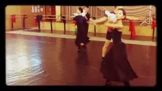 Движения круга- Еврейский танец