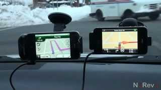 In Car GPS Reviews | Garmin vs TomTom for iPhone Comparison Review