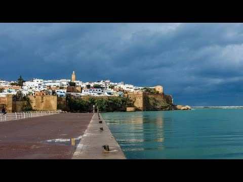 Corniche Rabat Express Ride by car  الطريق الساحلية للرباط