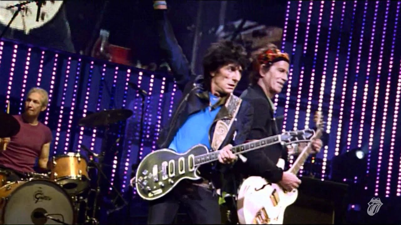 The Rolling Stones - Let's Spend The Night Together (Live ...