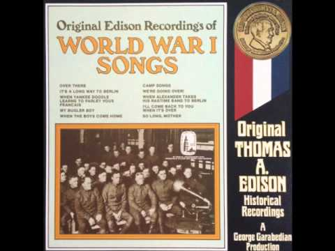 World War I Songs