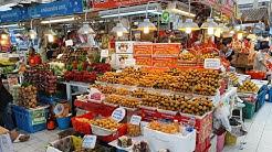 Or Tor Kor Market Bangkok 2020 | Walk around The Best Fresh Market [4K 60fps]