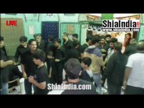 20th Ramzan Majlis From Mulla Razi Ka Ashoor Khana 1438-2017