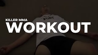 Martial Arts/MMA/BJJ vs Fitness Inspired Fitness Routine