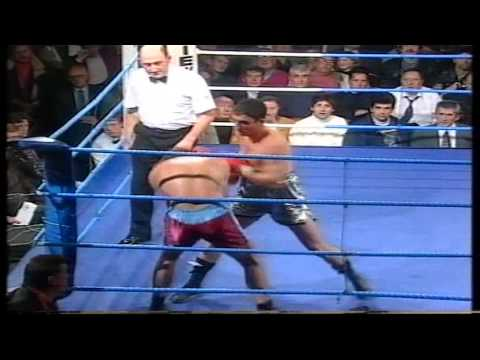 Gary Jacobs vs Rusty Derouen