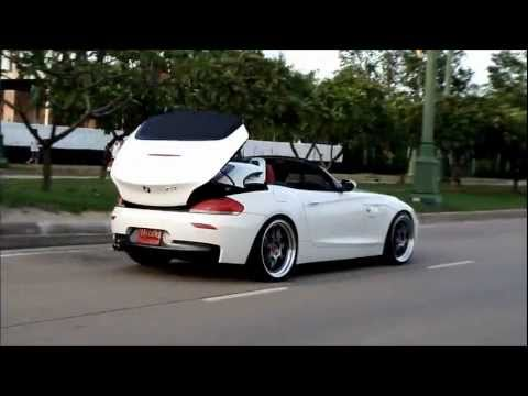 Smart Top For Bmw Z4 E89 By Bmwoption Com Youtube