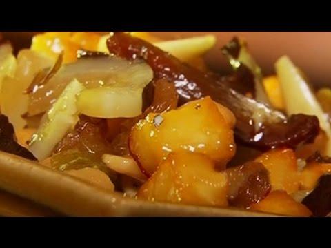 Watch Recipe: Shufta - Kashmiri Dessert