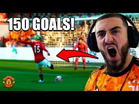 ANGZO GREALISH SCORES 150 CAREER GOALS!🔥 - FIFA 21 CAREER MODE #32  