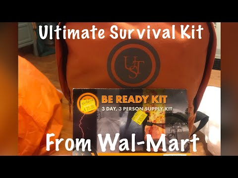 Ultimate Survival Kit / Bug Out Bag Review