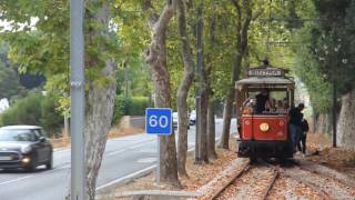 Tramway in Sintra - Ride to the Ocean