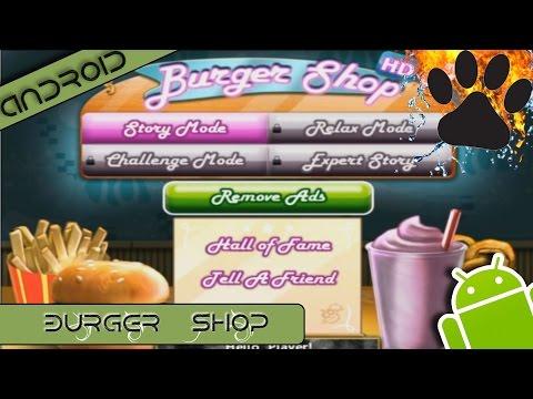 Android - Burger Shop