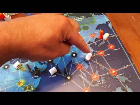 Pandemic Board Game Theory: Research Stations