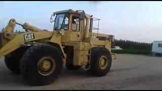 CAT 966E 1990