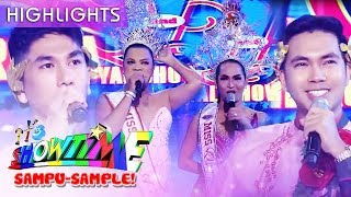 Julianna, Mitch, Paul and Nikko compete for Mr. and Ms. Q and A | Showtime The Royal Showdown