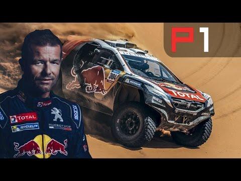WRC legend Sébastien Loeb in awesome new Dakar Rally car & team!