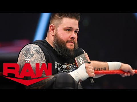 Kevin Owens claims Seth Rollins wasn't well-liked in NXT: Raw, March 30, 2020