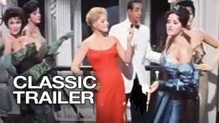 Bells Are Ringing Official Trailer #1 - Dean Martin Movie (1960) HD