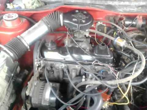 на киа рио двигатель работает как дизель