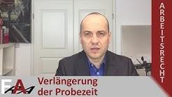 Probezeit - Verlängerung möglich? | Fachanwalt Bredereck für Arbeitsrecht