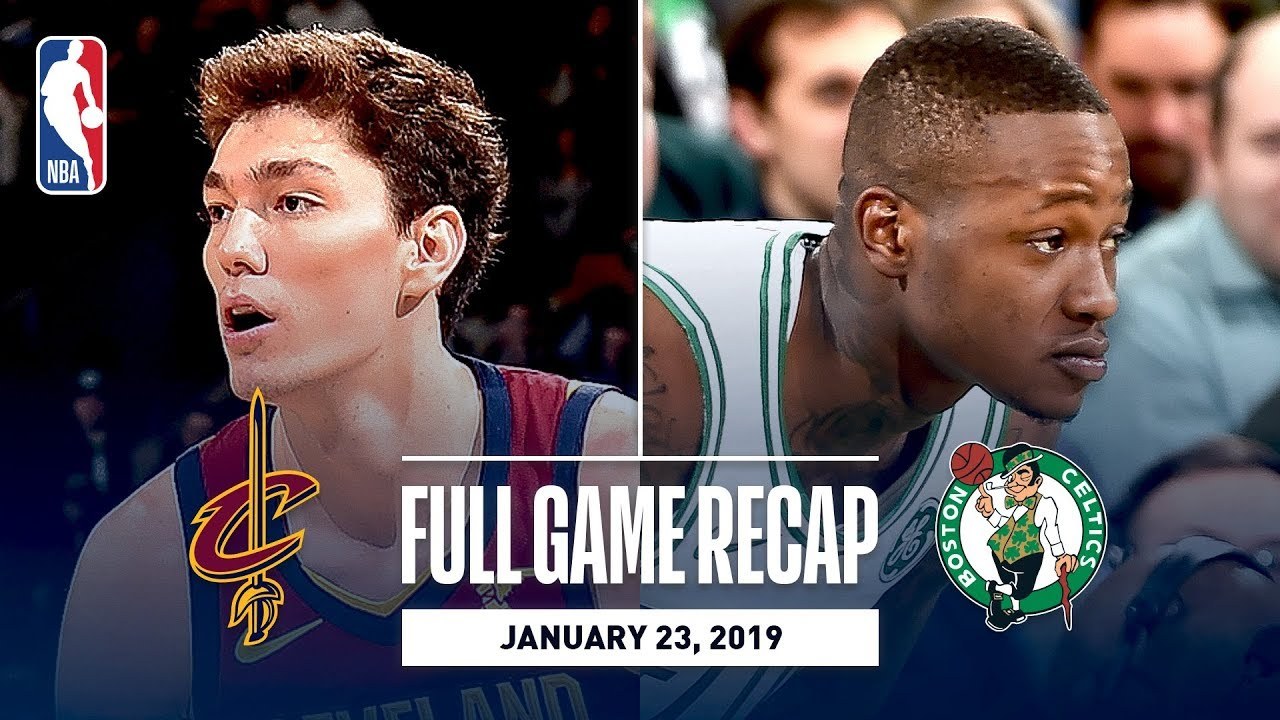 Boston Celtics vs. Cleveland Cavaliers: Terry Rozier, Jaylen Brown will start ...