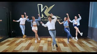 BTS - Permission To Dance (K-Kardio Dance)