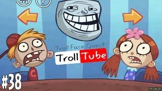 Troll Face Quest Video Memes Level 38 Walkthrough