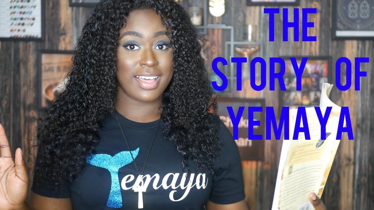 Download The Story of Yemaya