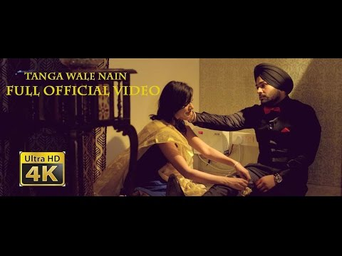 TANGA WALE NAIN || LADDI SANDHU || OFFICIAL 4K || FEAT PRIYANKA BHARDWAJ || CROWN RECORDS ||