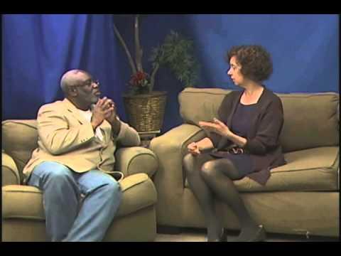 Seton Hall Law Professor Linda Fisher talks to Herb Glenn
