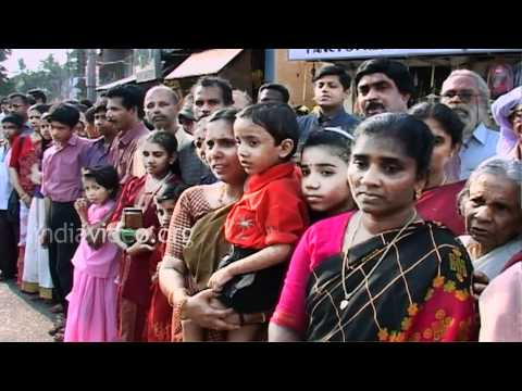 Arattu,  Sree Padmanabhaswamy temple, Thiruvananthapuram