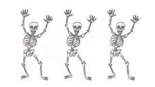 iskelet dansı (Türkçe Altyazılı)