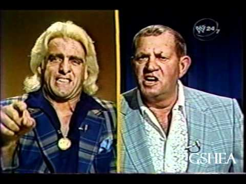 World Class Wrestling: Flair & Fritz - The Confrontation