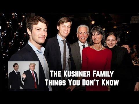 The Kushner Family: Things You Don't Know | Jared Kushner | Ivanka's husband