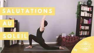 Cours de Yoga - Spécial Salutations au soleil pour débutant