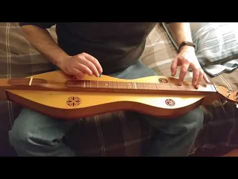 Give Me Your Hand - fretted dulcimer