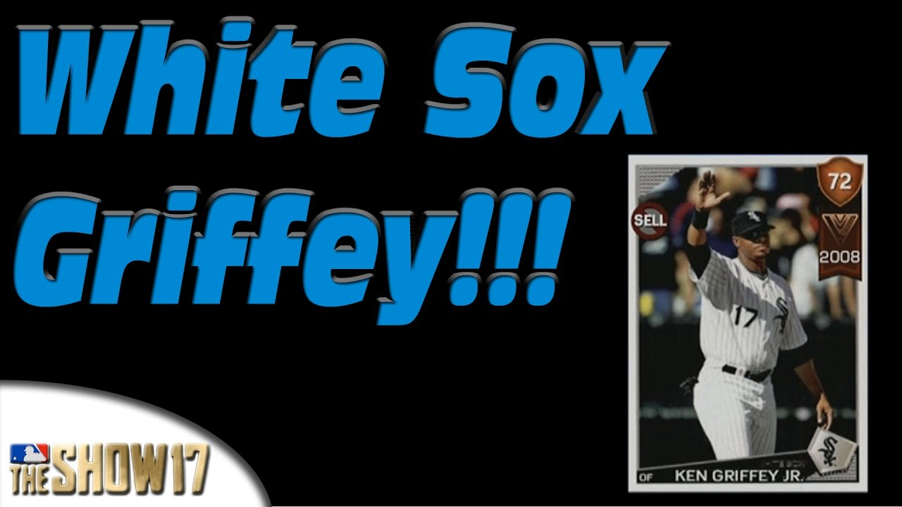 purchase cheap 5b9ef 8d033 MLB The Show 17 - 99 GRIFFEY UNLOCKED - NEW CARD IN TICKET STORE!!!!