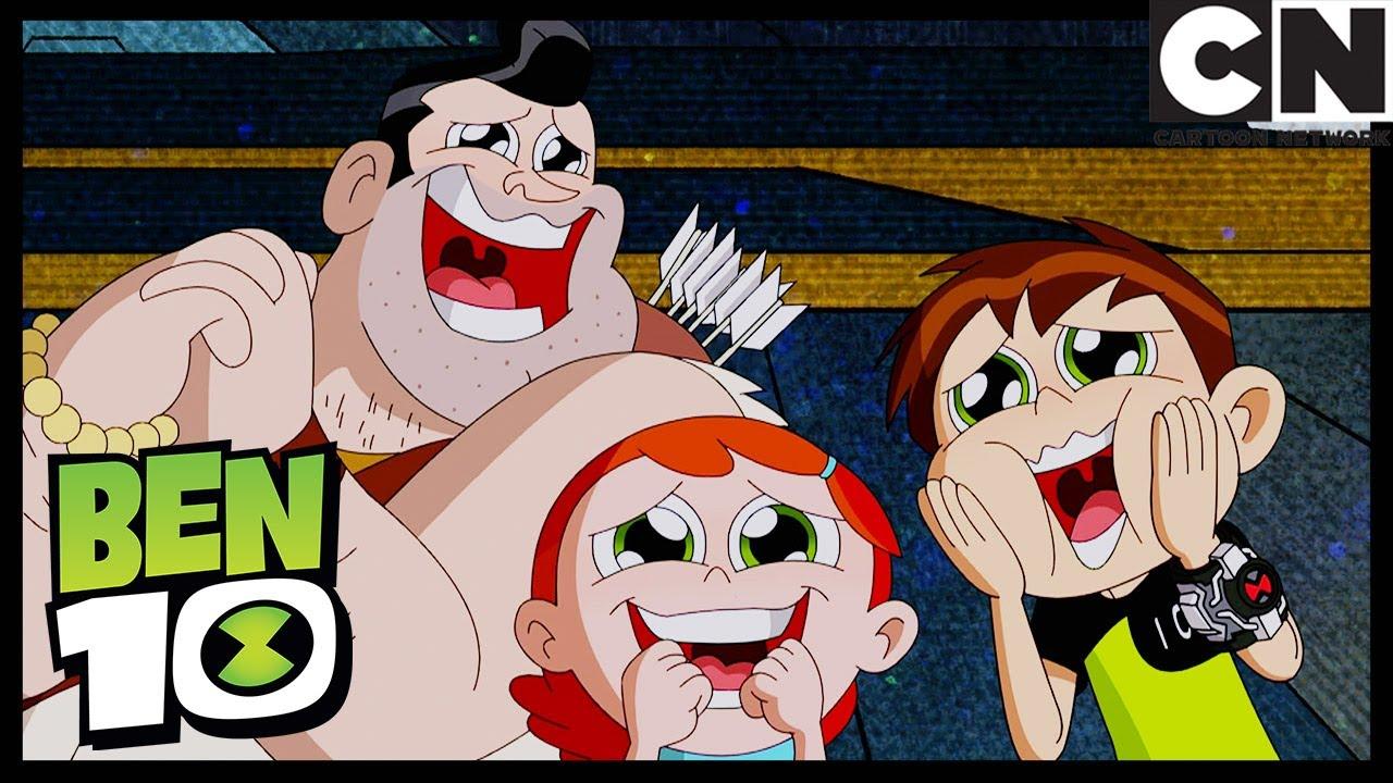 CENTİLMEN BEN | Ben 10 Türkçe | çizgi film | Cartoon Network Türkiye