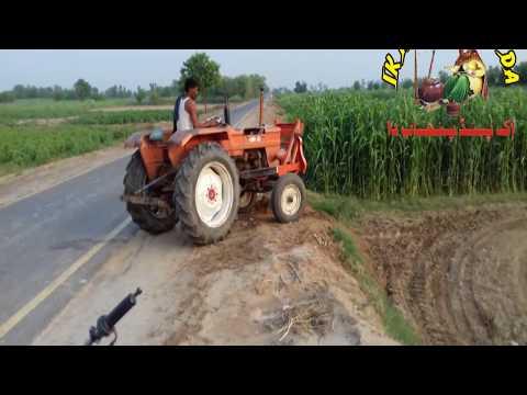 Laser Level in Punjabi feilds   latest desi punjabi video 2017 