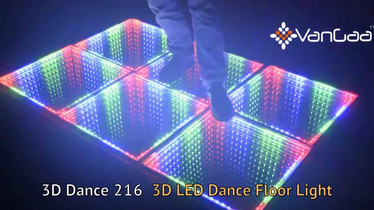 Led Dance Floor Light Effect