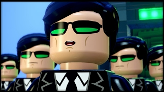 The LEGO Batman Movie - Level 3 - Arkham Attack 100%! - Lego Dimensions Story Pack