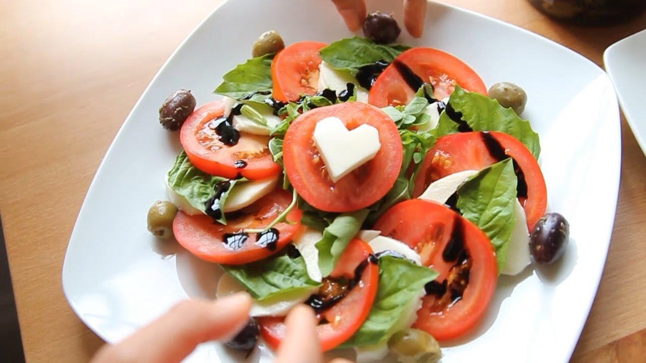 plating food presentation gina heart youtube