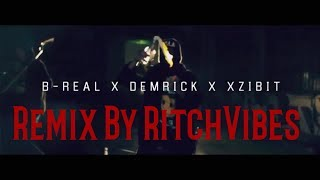 Serial Killers ft. Xzibit, B-Real, Demrick - Wanted Remix (Prod By RitchVibes)