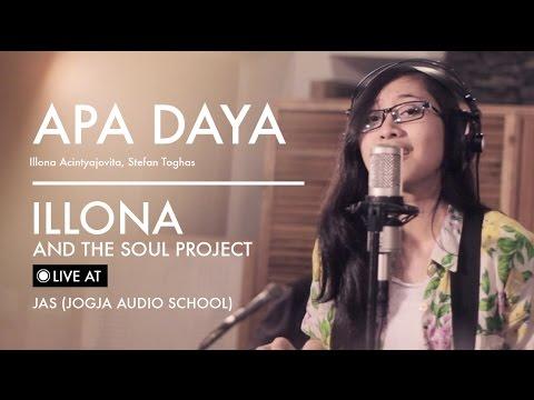 Free Download Illona Atsp - Apa Daya - Live At Jas (jogja Audio School) Mp3 dan Mp4