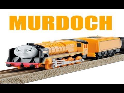 murdoch thomas the train wooden 2