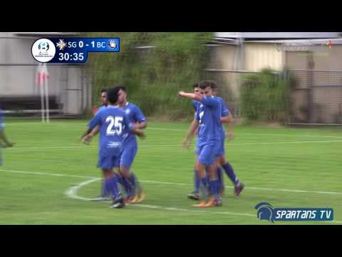 ROUND 10 | Sunshine George Cross v Brunswick City | NPL 2 U20 | SPARTANS TV