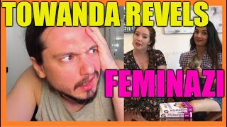 💥TOWANDA REVELS y las FEMINAZI💥