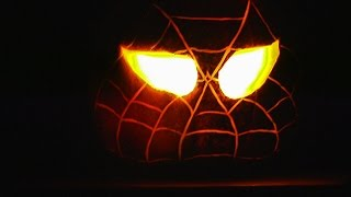 Betty's Husband Rick And Grandson Carter Carve Jack O'lantern--halloween
